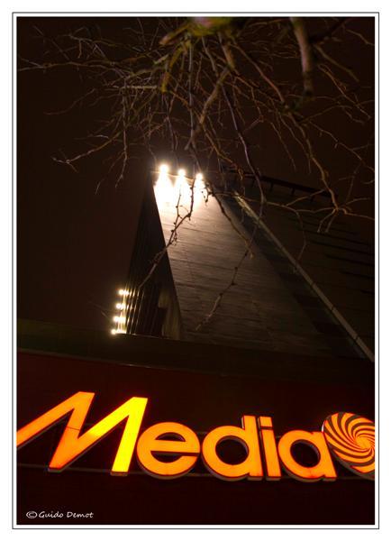 Hasselt, Mediamarkt