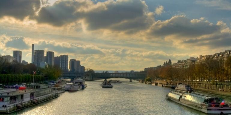 Paris hdr