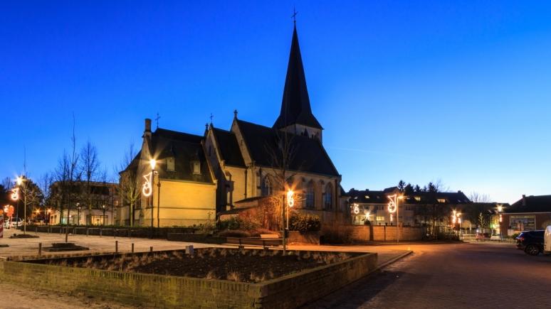 Sint-Hubertus en Vincentiuskerk van Zolder