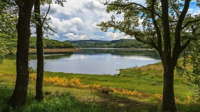 Lac de Pannecière-035