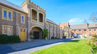 Tudor gebouw