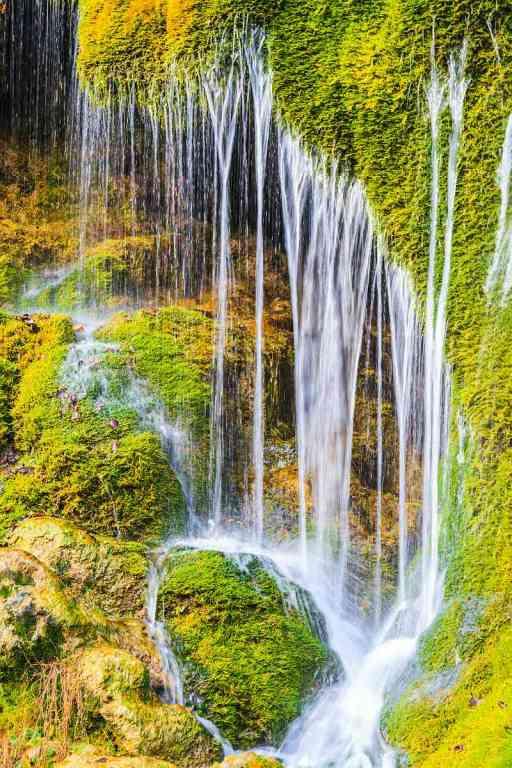 Dreimühlen Waterval van Nohn